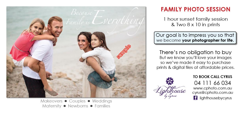 Family Free sample