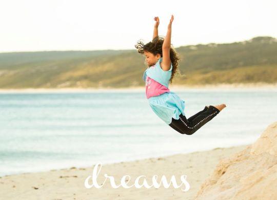 DREAMS PORTRAIT